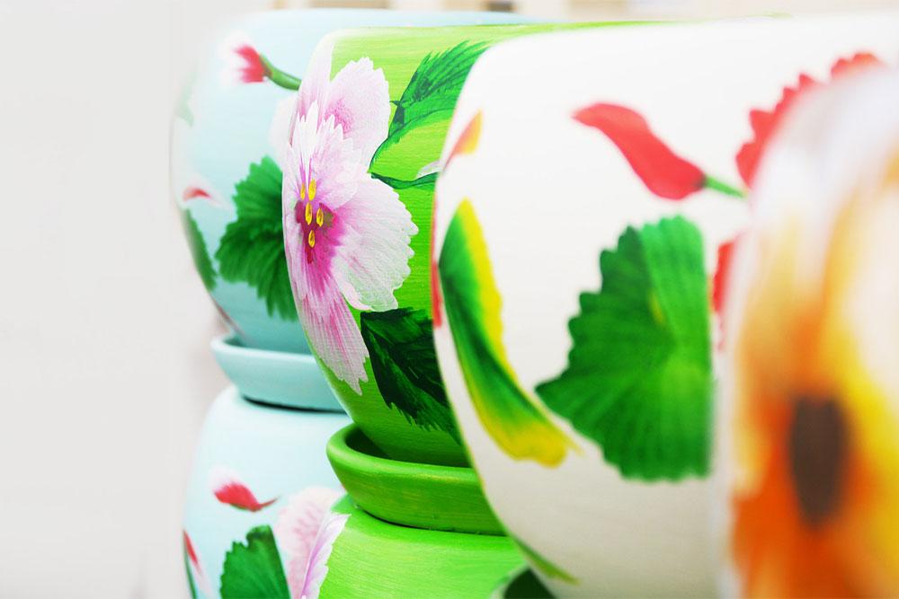 ACRYLIC PAINTS, ceramics, eco acrylic paints, bezvredni akrilni boi za keramika