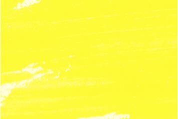 Акрилна боя за керамика. Цвят жълт.