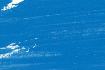 Акрилна боя за керамика  дърво и метал. Цвят син