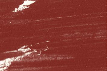 Акрилна боя за керамика  дърво и метал. Цвят червено кафяв