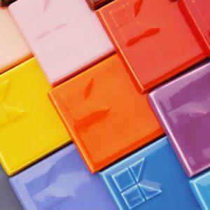 Цветни глазури
