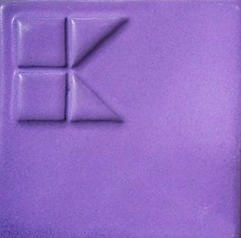 керамична глазура, глазура за керамика, ефектна, лилава, виолетова