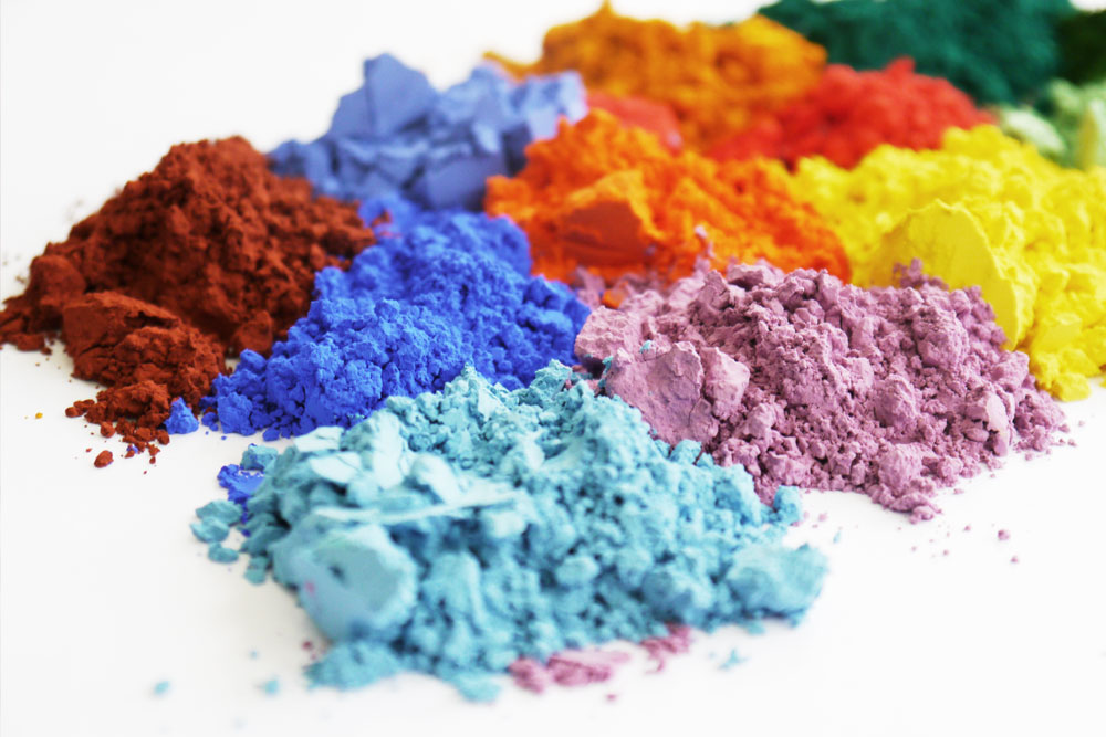 pigments, pigments for ceramics, ceramic pigments, stains,