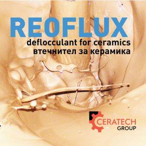 reoflux vetechnitel za keramika, shlikeri