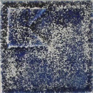 ефектна глазура, сребрито синя, глазура за керамика
