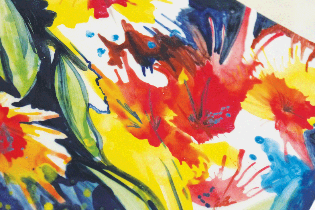 подглазура, пигментни бои, интензивни, поглазурни бои